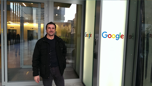 Lorenzo Zesi Google Partner - corso Google Happy Holidays 2016