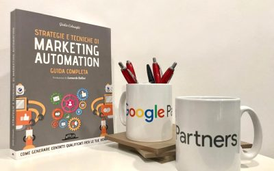 "Isola partecipa al libro ""Strategie e Tecniche di Marketing Automation"""
