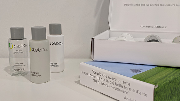 Packaging Creativo per Steba Srl