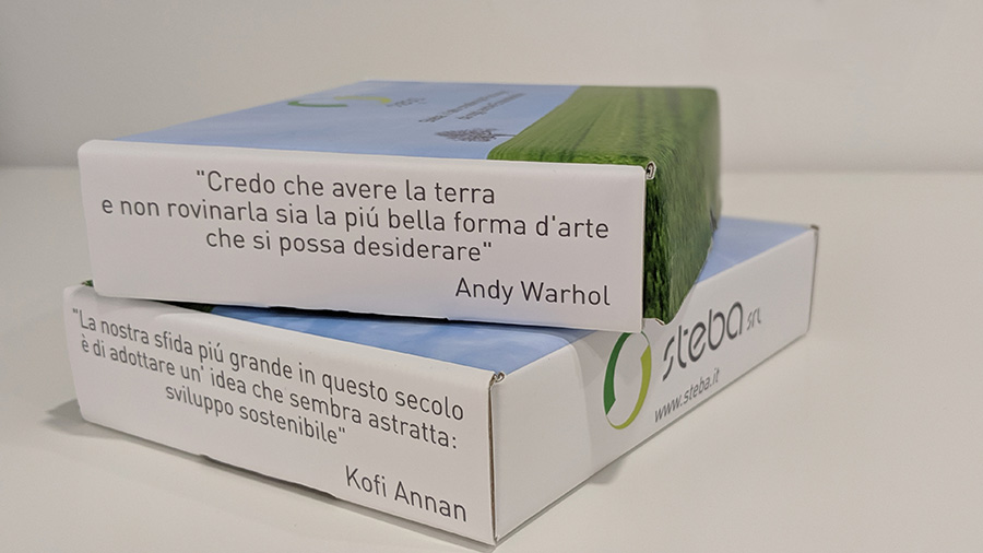 Packaging creativo: quando la scatola non rompe